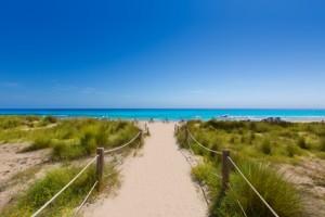 Menorca Reisen auf Sonne Strand Meer