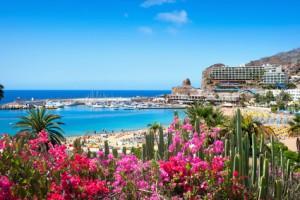 Sonne Strand Meer - Urlaub auf den Kanarischen Inseln